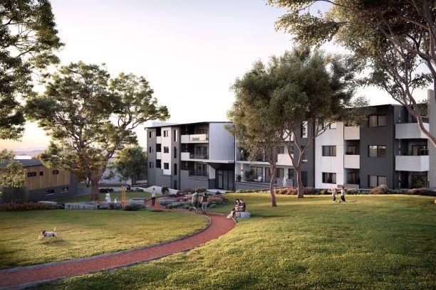 Norrebro - Single Level Spacious Apartment, ACT 2602
