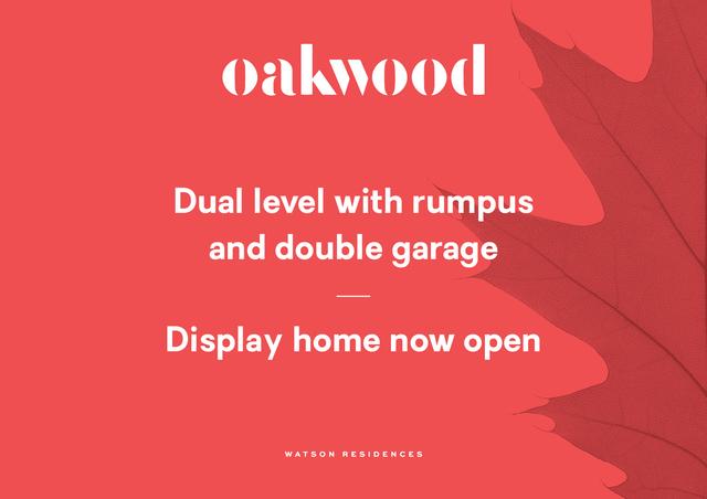 Oakwood - Type D, ACT 2602