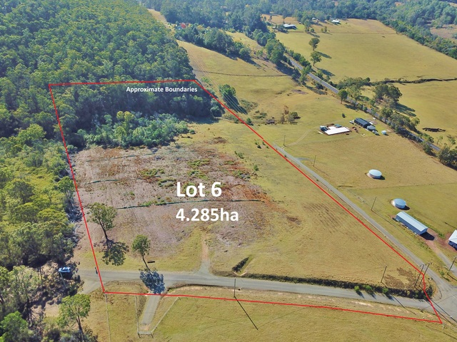 Lot 6/Beattie Lane, NSW 2549