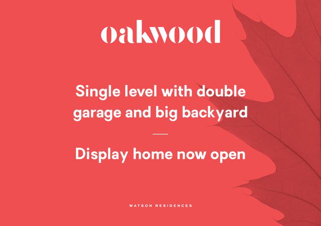 Oakwood - Type A2, ACT 2602
