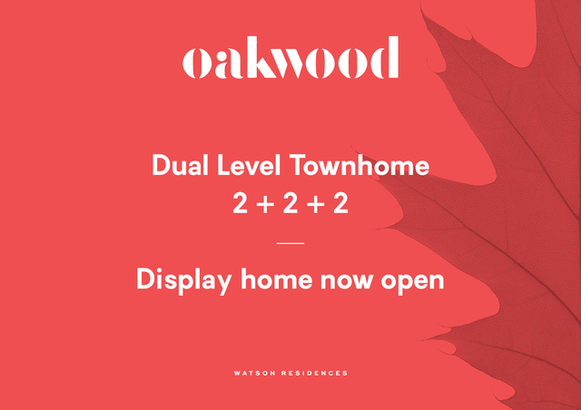 Oakwood - Type A, ACT 2602